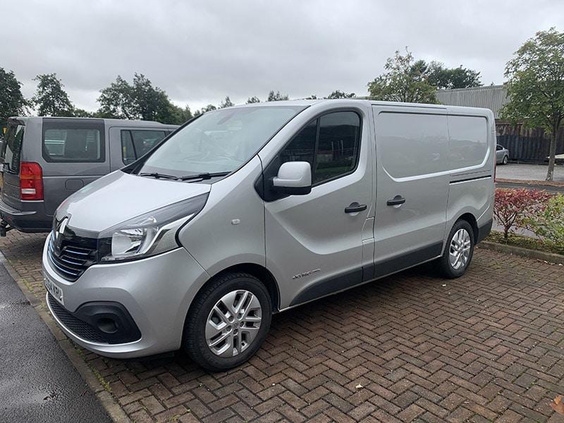 Renault for sale campervan sales Scotland