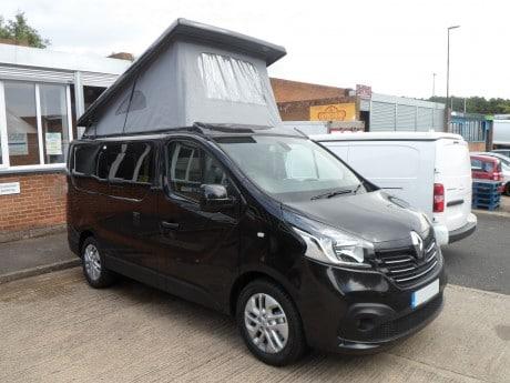 Renault sold campervan sales Scotland